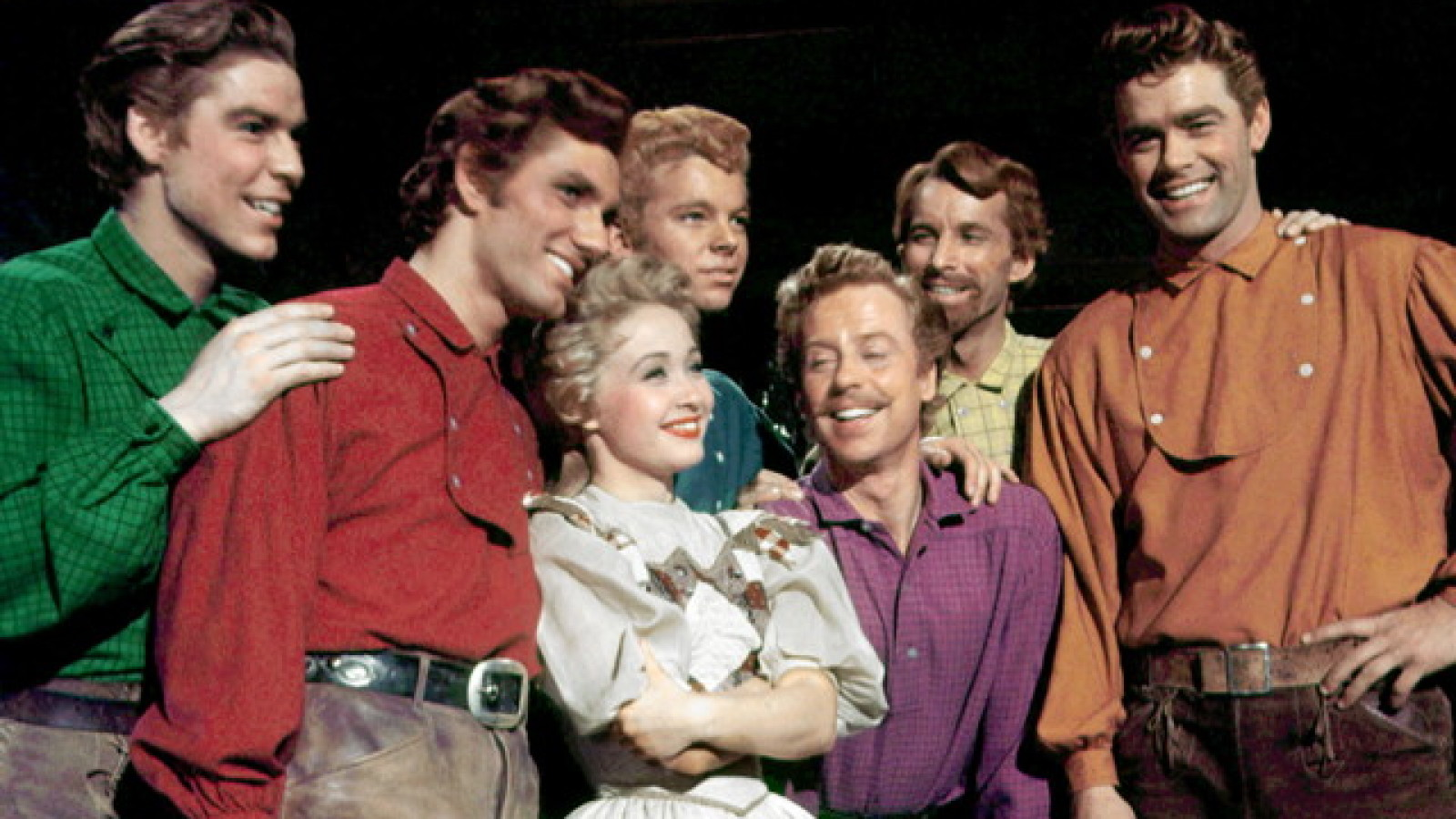 Image result for seven brides for seven brothers