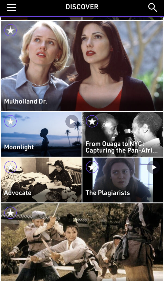 Download Our App   Film at Lincoln Center